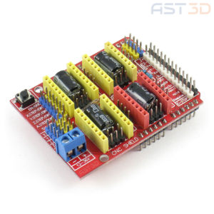 Модуль ЧПУ 3 поколения (совместимый с Arduino UNO, чпу шилд)