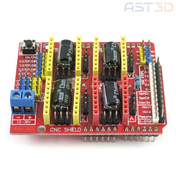 Модуль ЧПУ 3 поколения (Arduino UNO)