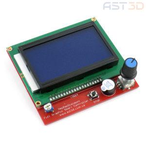 Экран 3D принтера LCD 12864 RAMPS (управление ЧПУ, 3D принтером, Лазером)