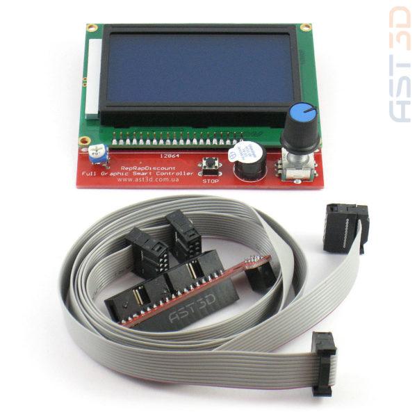 Экран 3D принтера LCD 12864 RAMPS