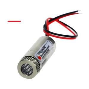 """Лазер """"красная линия"""" 650нм 5мВт (красный луч, указка)"""