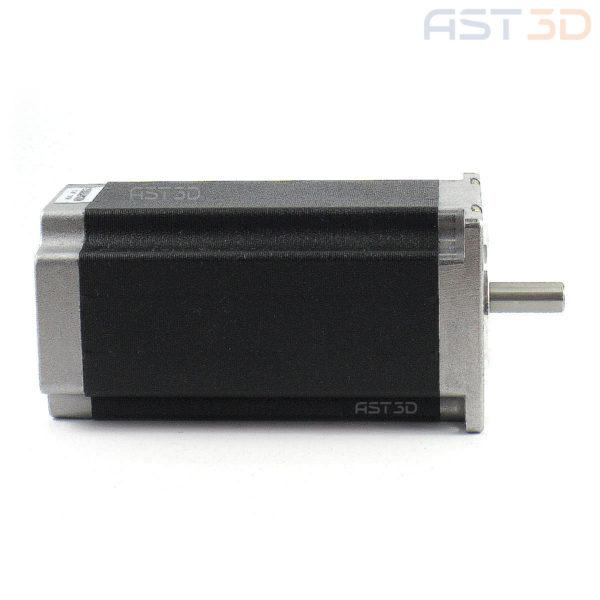 Шаговый двигатель Nema 23 112 мм 3/4,2 A (фланец 57мм) для ЧПУ, 3D принтера, лазерного гравера