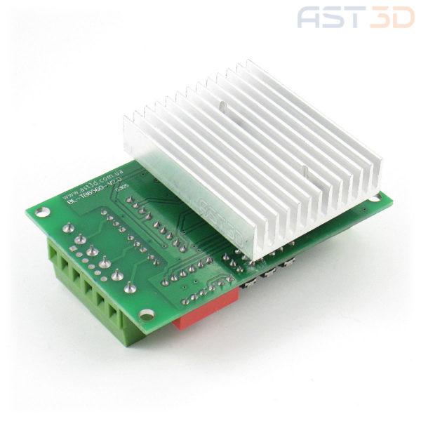 Драйвер шагового двигателя TB6560 3А для ЧПУ, 3D принтера, лазерного гравера