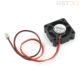 Вентилятор 30 мм 12В (30х30х10мм, куллер 3D принтера, ЧПУ)