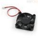 Вентилятор 50мм 12В (50х50х10мм, охлаждение 3D принтера, ЧПУ, лазера)