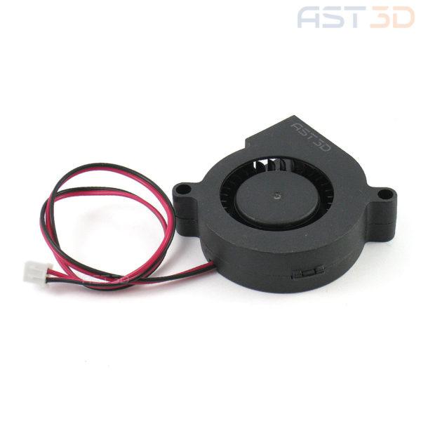 Вентилятор улитка 12В 50мм (50х15мм)