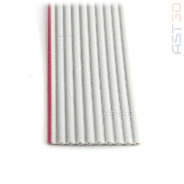Кабель-лента 10pin (серый)