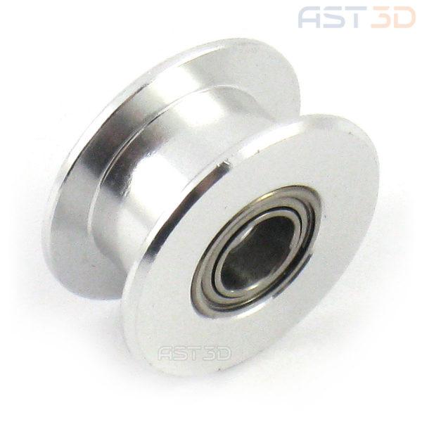 Ролик GT2 опорный, натяжителя ремня 6мм (3D принтер, лазерный гравер)