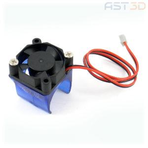Вентилятор охлаждения экструдера E3D v6 / v5 (с корпусом)