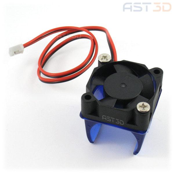 Вентилятор охлаждения экструдера E3D v6 (с корпусом)