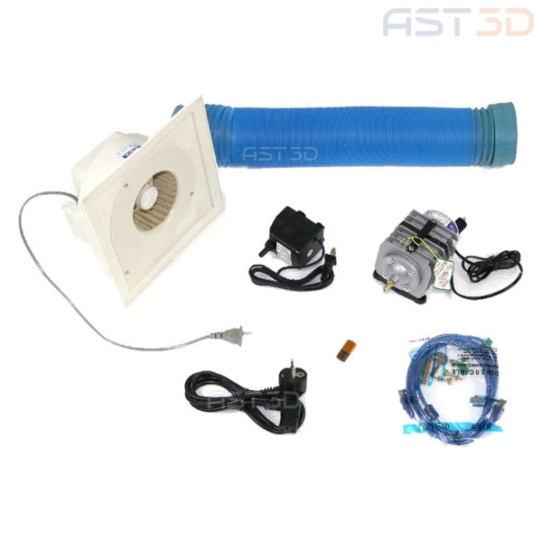 Лазерный станок 40Вт CO2 AST3D 0302 (3020) купить в Украине