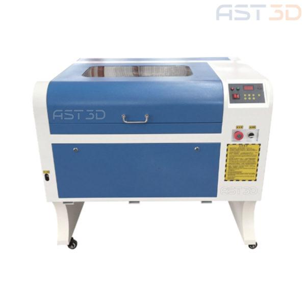 Лазерный станок 60Вт CO2 4060, лазерный гравер-резчик