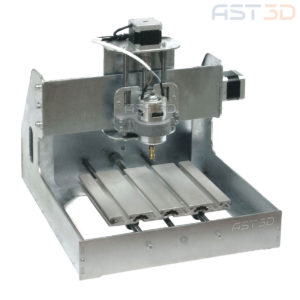 Фрезерный станок с ЧПУ AST3D 1414 RIO (настольный, стальная рама, украинский)