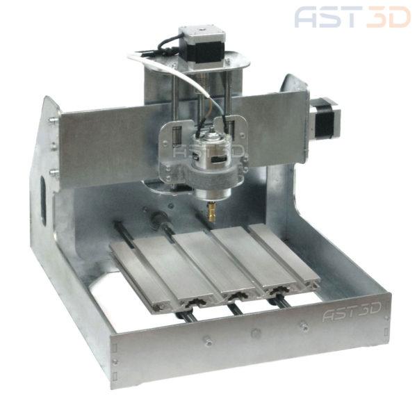 ЧПУ фрезерный станок AST3D 1414 RIO (настольный, стальная рама) купить в Украине