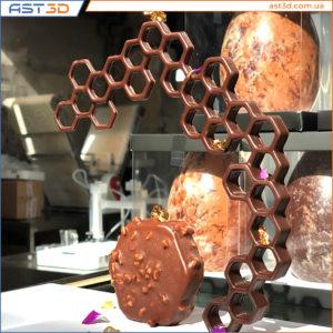 3D печать еды