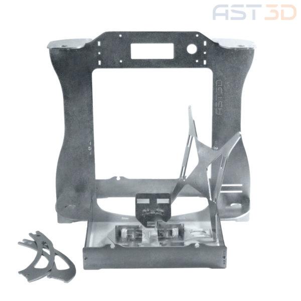 Корпус рама 3D принтера Prusa i3 Steel PRO, собрать 3D принтер своими руками