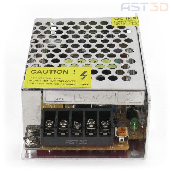 Блок питания 12В 3А 36Вт DC стабилизированный импульсный, металл (блок управления, электроника, arduino)