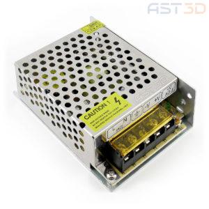 Блок питания 12В 8,3А 100Вт DC стабилизированный импульсный, металл (блок управления, электроника, arduino)