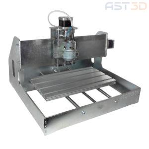 ЧПУ фрезерный станок AST3D 2418 RIO (настольный, стальная рама)