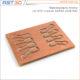 ЧПУ фрезерный станок AST3D 2418 RIO - фрезеровка печатной платы