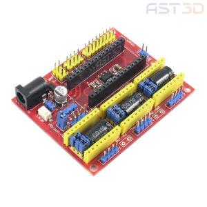 Модуль ЧПУ v4 для Arduino Nano (управление ЧПУ, лазерным гравером, версия 4.0)