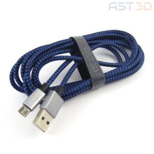 Кабель USB для ЧПУ контроллера, 3D принтера, лазерного гравера