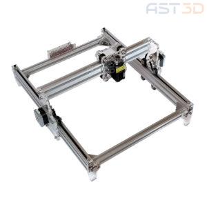 Лазерный гравер 300х400мм AST3D-0304-FLASH 1000/2500/5500 мВт (гравировальный ЧПУ станок)
