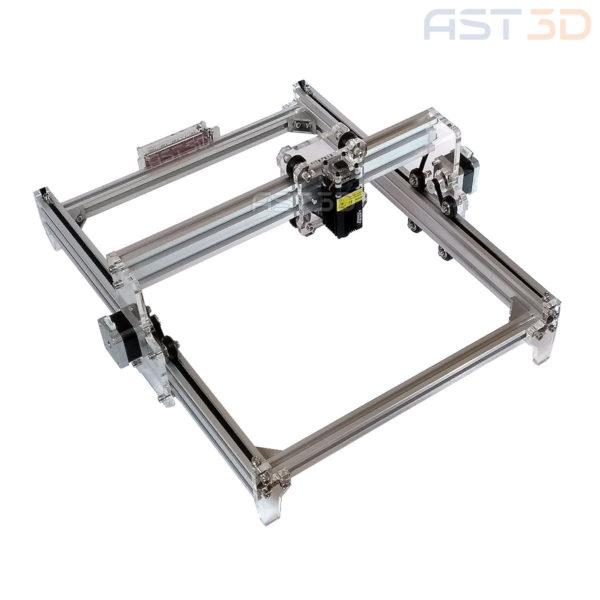 Лазерный гравер 2500мВт AST-0304 (ЧПУ станок)