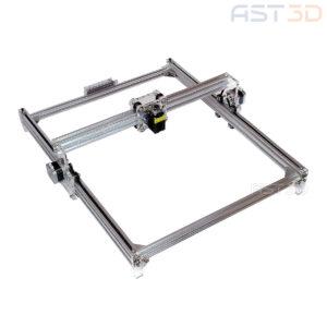 Лазерный гравер 400х600мм AST3D-0406-FLASH 2500/5500 мВт (гравировальный ЧПУ станок)