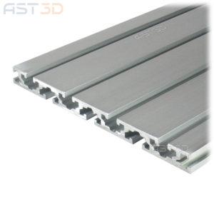 Станочный профиль 15х180 алюминиевый (конструкционный, анодированный, стол ЧПУ)