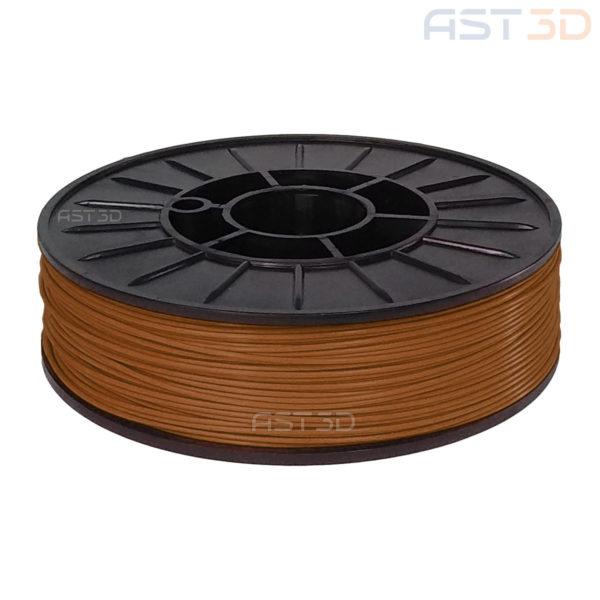 ABS Пластик для 3D принтера • Коричневый АБС пластик купить в Украине