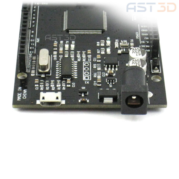 Arduino Mega 2560 CH340G Classic (USB-type-B) / Connect (Micro-USB)