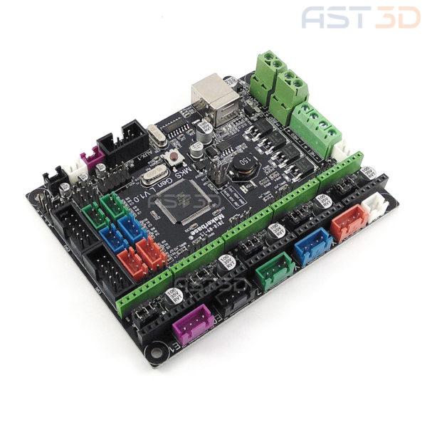 Плата управления 3D принтером MKS-Gen v1.0 МКС (Arduino Mega)