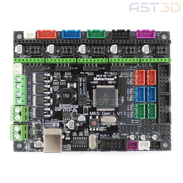 MKS-Gen v1.0 Плата управления 3D принтером МКС (Arduino Mega)