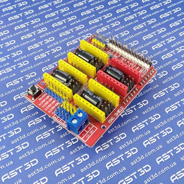 Модуль ЧПУ 3 поколения (совместимый с Arduino UNO, чпу шилд) - AST3D Украина, Запорожье