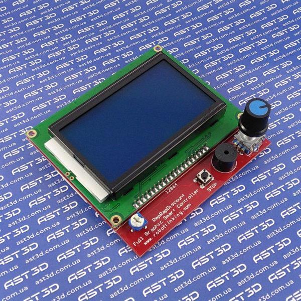 Экран 3D принтера LCD 12864 RAMPS - AST3D Украина, Запорожье