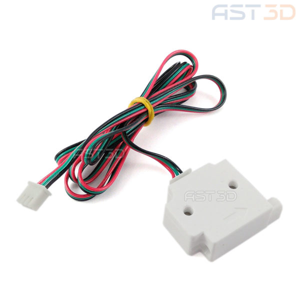 Датчик подачи пластика (датчик разрыва для 3д принтера, концевик, контроль печати)