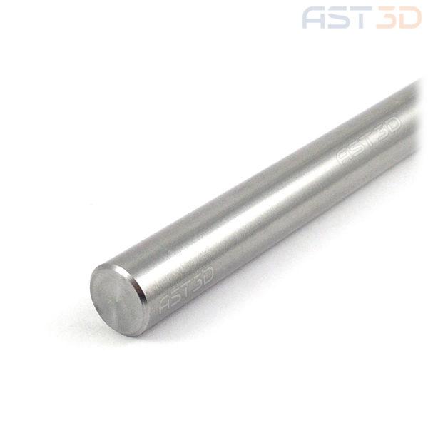 Направляющий вал 8 мм (линейный, прецизионный g6, HRC62 каленый, ЧПУ, плазма)