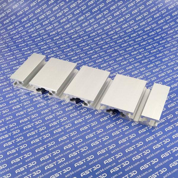 Станочный профиль 15х180 алюминиевый (конструкционный, анодированный, стол ЧПУ) - AST3D Украина, Запорожье