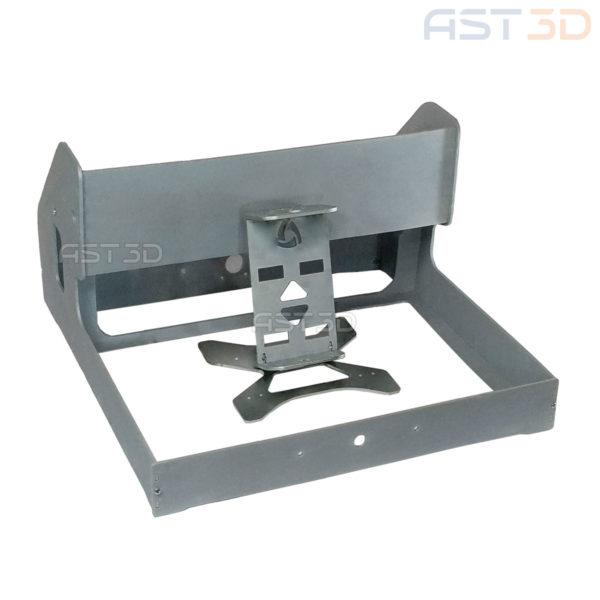 Рама ЧПУ станка AST3D 3018 RIO (стальной корпус фрезера повышенной жесткости)