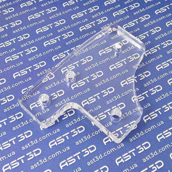 Набор акриловых пластин для корпуса лазерного гравера (детали, профиль 2040) - AST3D Украина, Запорожье