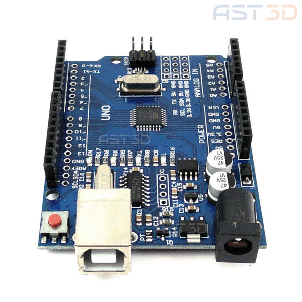 Arduino UNO R3 CH340G/ATmega328p (Classic)