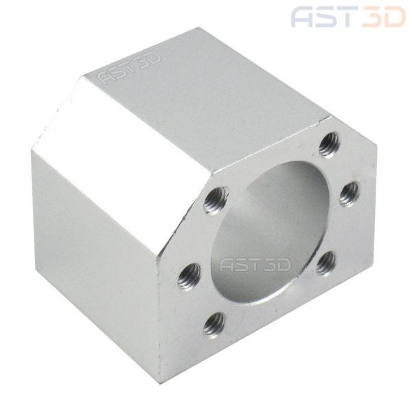 Кронштейн DSG16H гайки ШВП 1605/1604 28мм (фиксатор алюминиевый)