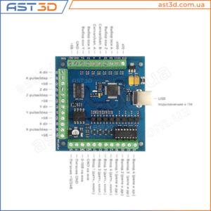 Контроллер ЧПУ с USB – Подключение и распиновка платы ЧПУ на 4 оси