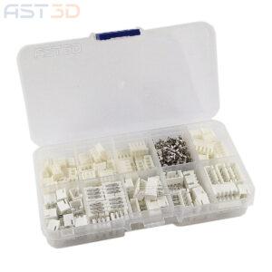 Набор клемм XH 2,54мм 2 – 5 pin (230 шт) для электроники ЧПУ и Arduino