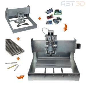 ЧПУ 2418 RIO набор для самостоятельной сборки от AST3D (сделай сам)